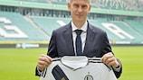 Jacek Magiera ist neuer Legia-Trainer