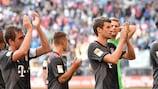 Lange mussten die Bayern auf das Siegtor in Hamburg warten, am Ende holten sie dennoch drei Punkte