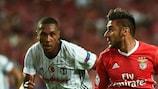 Beşiktaş v Benfica will now kick off at an earlier time