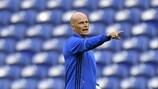 København coach Ståle Solbakken is anticipating an even game