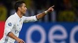 Cristiano Ronaldo marcó para Portugal en los cuartos de final de la UEFA EURO 2016 en la tanda de penaltis ante Polonia.