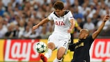 Tottenhams Südkoreaner Heung-Min Son trifft am dritten Spieltag auf seinen Ex-Klub Bayer Leverkusen