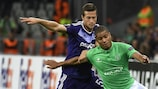 St-Étienne and Anderlecht drew 1-1 when they met on matchday two