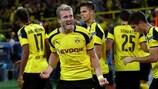 André Schürrle markierte letzte Saison im Heimspiel den späten Ausgleich gegen Real