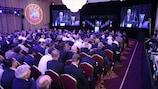 Oltre 300 delegati hanno preso parte alla conferenza