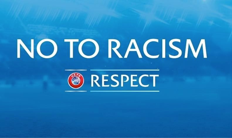 No to Racism, say UEFA Champions League, UEFA Europa League and UEFA  Women's Champions League teams | Inside UEFA | UEFA.com