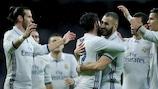 Karim Benzema brachte Real in Front