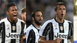 The left-back or the 16-year-old? Juve's attacking dilemma