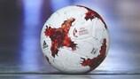 A bola adidas oficial do UEFA Women's EURO 2017