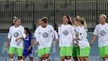 O Wolfsburgo procura igualar os três títulos do Lyon