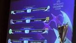 O sorteio dos quartos-de-final da UEFA Women's Champions League