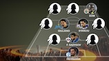 Who makes our Europa League team of the week?