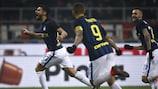 Braga entre os vencedores do Grupo H, Mourinho empata