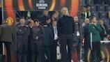 José Mourinho frente al Fenerbahçe