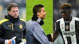 Juve und Dortmund plagen einige Verletzungssorgen