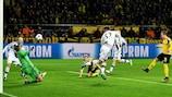 Felix Passlack gets Dortmund's seventh against Legia