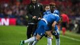 Moise Kean makes UEFA Champions League history