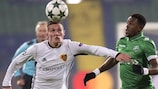 Honours even for Ludogorets and Basel in Sofia