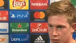 Hear from Kevin De Bruyne in the podcast