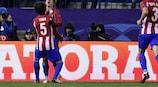 L'Atlético mercoledì è tornato ai livelli della passata stagione