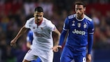 Juventus are through but Sevilla still have work to join them
