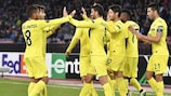 Villarreal will be celebrating again with victory over Steaua