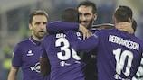 La Fiorentina puede permitirse perder por cinco goles en Azerbaiyán y aún así se clasificaría