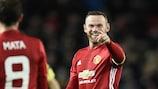 Wayne Rooney alcançou um feito histórico no triunfo do Manchester United