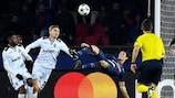 Veja os golos de terça-feira na Champions League