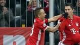 Die spanische Presse war voll des Lobes für Bayerns Siegtorschützen Robert Lewandowski