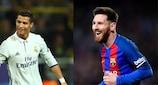 Messi-CR7, les records qu'ils peuvent battre en 2017