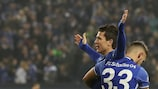 Los jugadores enganchados a la UEFA Europa League