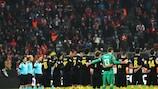 El Atlético busca cambiar su racha en Alemania