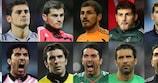 Buffon y Casillas: sus números en la UEFA Champions League