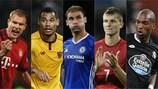 Confirmadas las plantillas de la Europa League