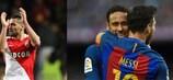Miniere del gol: Monaco e Barça da 100 e lode