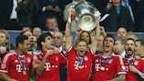 Anatoliy Tymoshchuk was part of the Bayern squad that won the UEFA Champions League in 2013