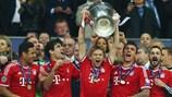 2013 gewann Anatoliy Tymoshchuk mit den Bayern die UEFA Champions League