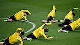 Benfica - Dortmund: la vigilia