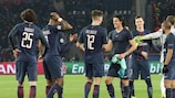 Jubilant Paris players reflect on a job well done