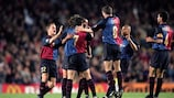 Can Barcelona outdo what they managed against Chelsea 17 years ago?