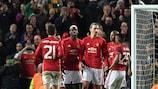 United vence na Taça, Olympiacos e Fiorentina derrotados