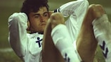 Luis Enrique feels the pain as Real Madrid meet Paris in 1993