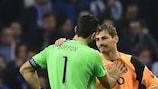 Casillas et Buffon : acte 2