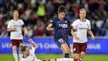 PSG-Spielerin Cristiane schoss zwei Tore gegen die Bayern
