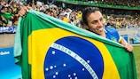 Marta at the 2016 Olympics in Brazil