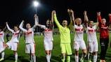 Сборная Швейцарии выиграла Кубок Кипра