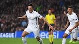 Cavani rejoint Zlatan