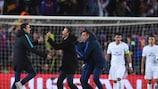 """Enrique : """"Aucun fan du Barça n'oubliera cette soirée"""""""
