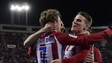 Gameiro, il voit Griezmann Ballon d'Or